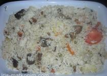 ביריאני (אורז הודי עשיר).