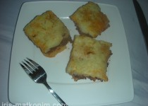 פשטידת בשר ותפוחי אדמה