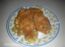 דג טונה עם פולים (6 מנות)