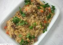קדירת בשר ואורז