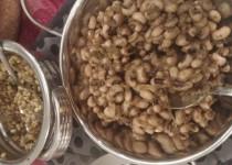 צ'אולי – תבשיל לוביה( הודי)