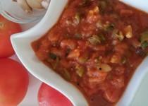 צ'אטני עגבניות