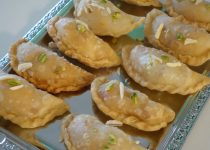 Gujia- ממטבח המתוקים ההודי