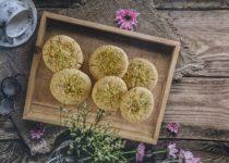 ננחטאי פיסטוקים – עוגיות הל