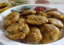באג'ה תפוחי אדמה ( aloo pakora )
